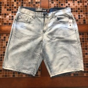 Ecko Unlimited Jean Shorts 36 NWT